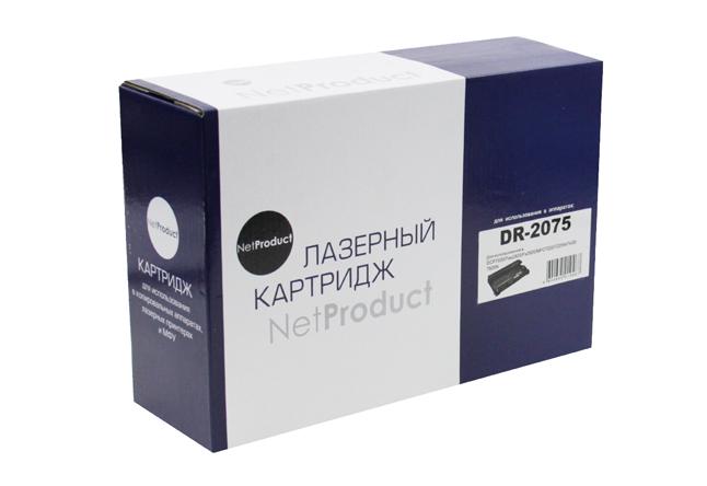 Драм-юнит NetProduct (N-DR-2075) для BrotherHL-2030/2040/2070/ DCP-7010/7420/7820, 12K