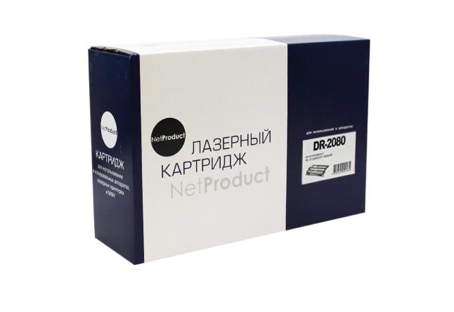 Драм-юнит NetProduct (N-DR-2080) для BrotherHL-2130R/DCP-7055WR, 12K