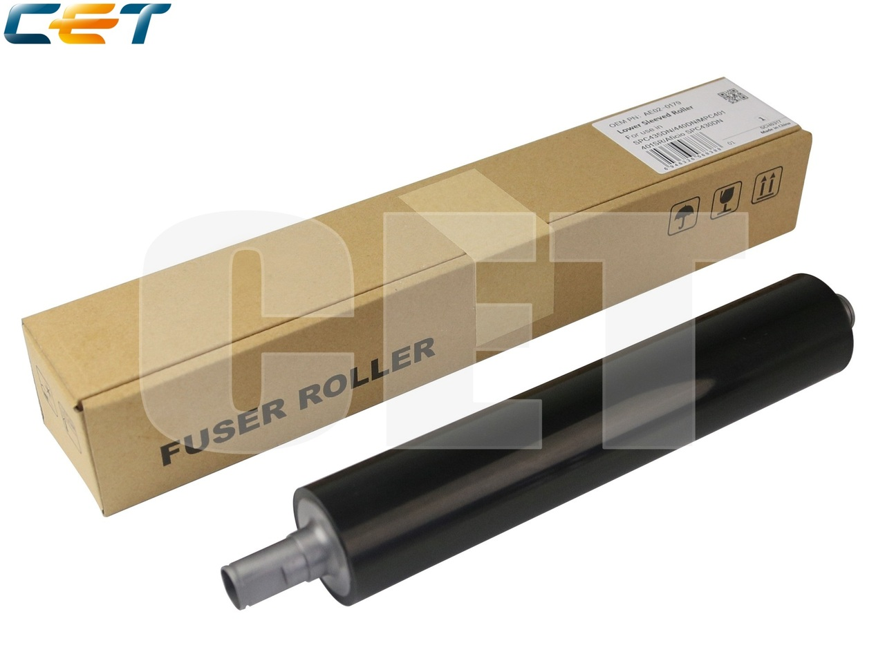 Резиновый вал AE02-0179 для RICOH SPC435DN/440DN,Aficio SPC430DN/431DN (CET), CET6838