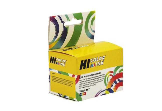 Картридж Hi-Black (HB-T0520) для Epson StylusC400/440/640/740/800, Color
