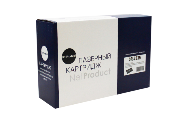 Драм-юнит NetProduct (N-DR-2335) для BrotherHL-L2300DR/DCP-L2500DR/MFC-L2700DWR, 12K