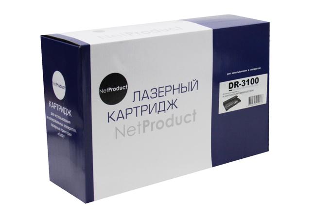Драм-юнит NetProduct (N-DR-3100) для BrotherHL-5240/5250/5270DN/5340D/5350DN/8370DN, 25K