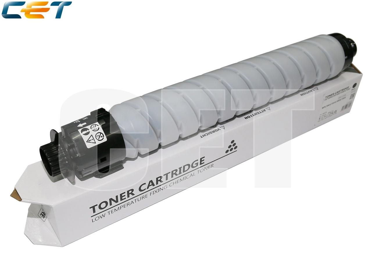 Тонер-картридж (CPT, HT8) 841817 для RICOHMPC3003/3503/3004/3504 (CET) Black, 495г, 29500 стр.,CET6857K