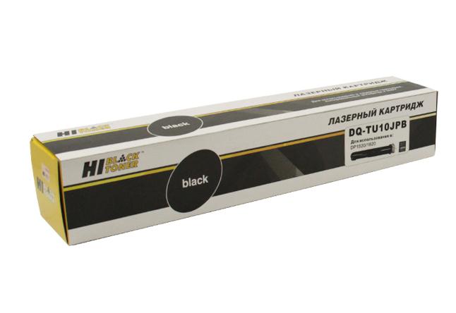 Тонер-картридж Hi-Black (HB-DQ-TU10JPB) для PanasonicDP-1520/1820/8016P/8020E, 10K