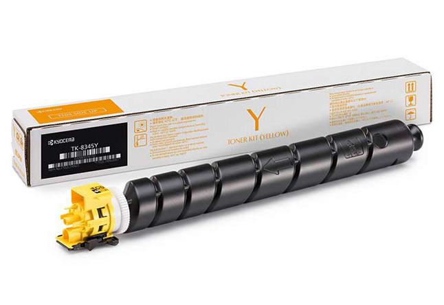 Тонер-картридж TK-8515Y Kyocera  5052ci/6052ci, 20К (О)жёлтый 1T02NDANL1