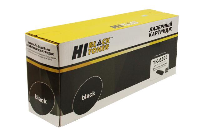 Тонер-картридж Hi-Black (HB-TK-6305) для Kyocera TASKalfa3500i/4500i/5500i, 35K