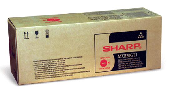 Картридж Sharp MXB200/MXB201D (O) MXB20GT1, 8К