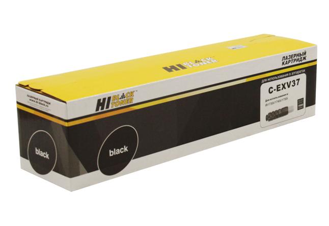 Тонер-картридж Hi-Black (HB-C-EXV37) для CanoniR-1730i/1740i/1750i, туба, 15K