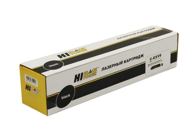 Тонер-картридж Hi-Black (HB-C-EXV6) для CanonNP-7160/7161/7163/7164/7214, туба, 7,2K