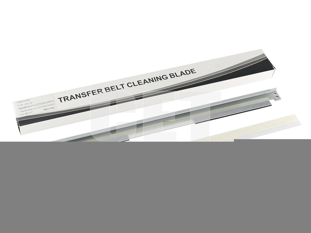 Лезвие очистки ленты переноса для XEROX VersaLinkC8000/9000 (CET), CET281027