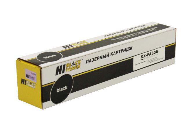 Тонер-картридж Hi-Black (HB-KX-FA83A) для PanasonicKX-FL513RU/511/541/543/FLM653, 2,5K