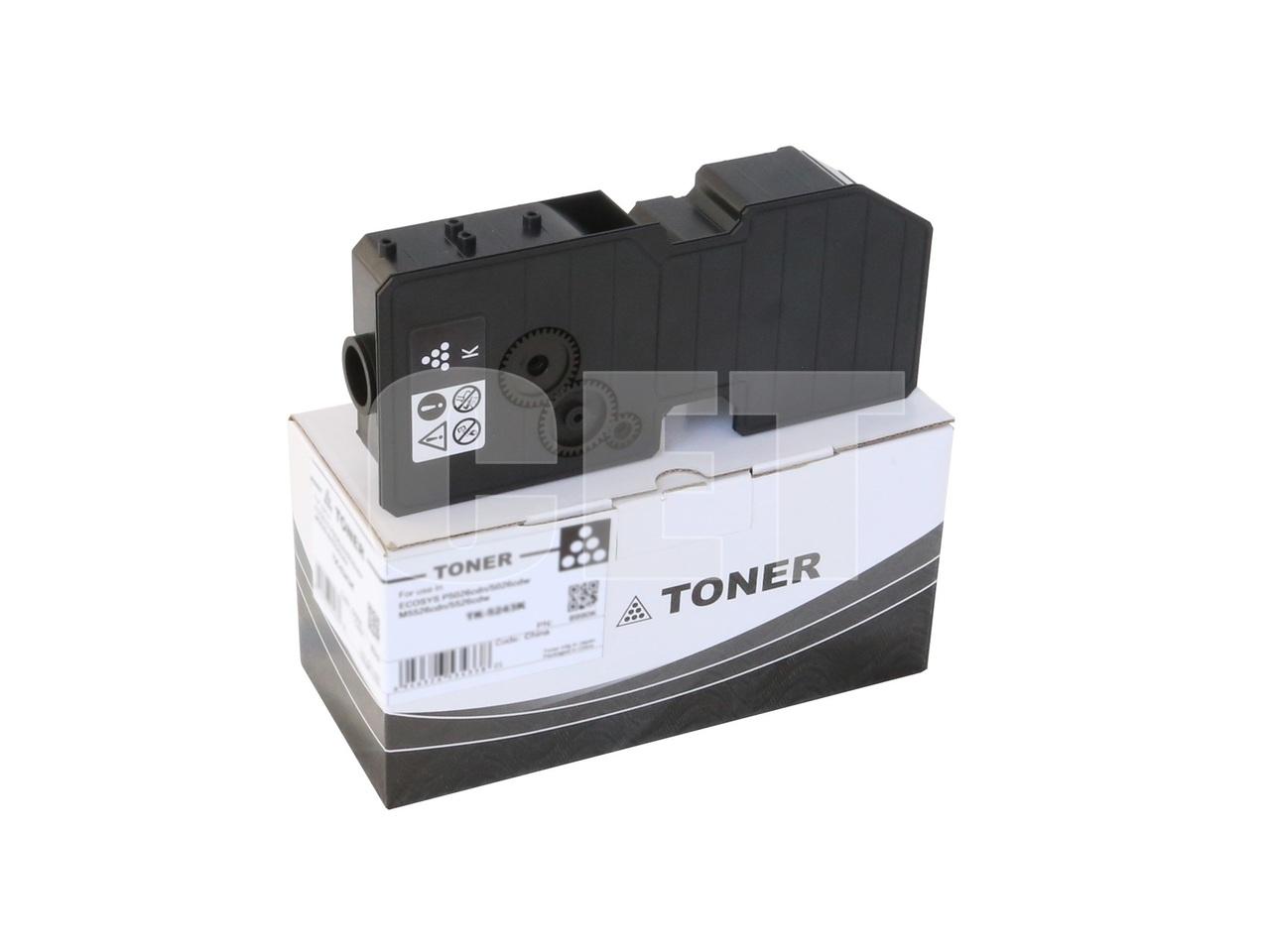 Тонер-картридж (PK208) TK-5230K для KYOCERA ECOSYSP5021cdn/M5521cdn (CET) Black, 42,3г, 2600 стр., CET8995K