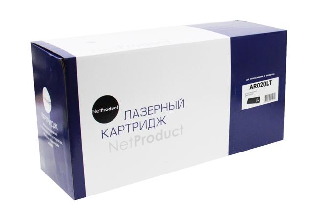 Тонер-картридж NetProduct (N-AR020LT) для SharpAR-5516/5520, 16K