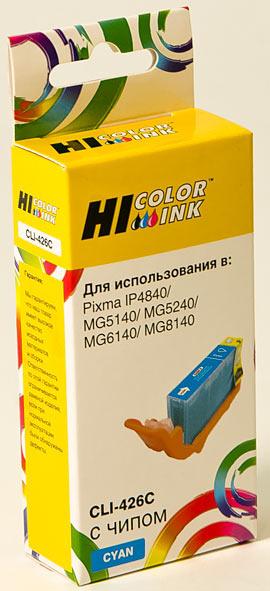 Картридж Hi-Black (HB-CLI-426C) для Canon PIXMAMG5140/5240/6140/8140, C