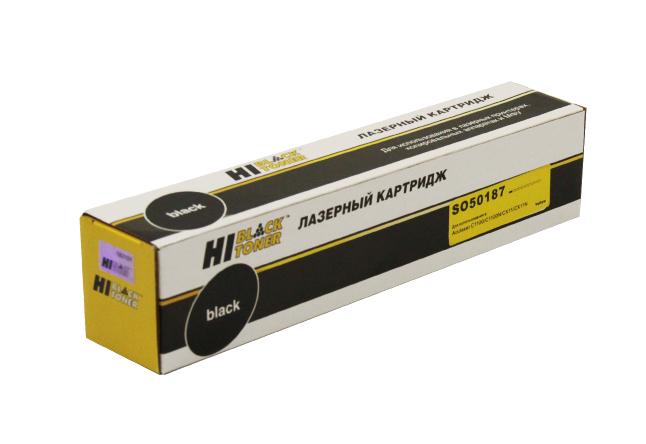 Тонер-картридж Hi-Black (HB-C13S050187) для Epson AcuLaserC1100/CX11N/CX11NF, Y, 4K