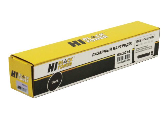 Тонер-картридж Hi-Black (HB-43979107/43979102) для OKIB410/420/430/440/MB460/470/480,3,5K