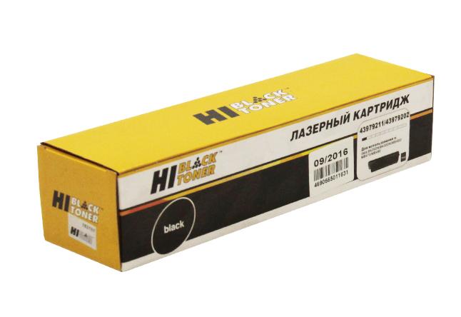 Тонер-картридж Hi-Black (HB-43979211/43979202) для OKIB430/440/MB460/470/480, 7K