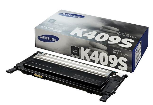 Картридж Samsung CLP-310/315/CLX-3170fn/3175, 1,5K (O) BK, CLT-K409S/SU140A