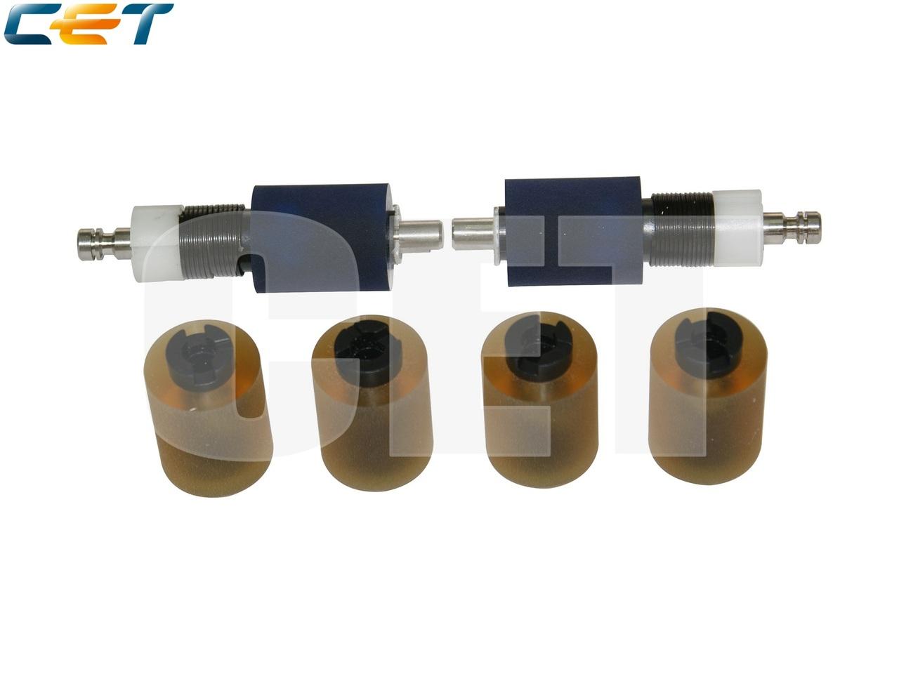 Комплект роликов 4030-3005-01 (4 шт.), 4030-0151-01 (2 шт.)для KONICA MINOLTA Bizhub 222/282/362 (CET), CET3590