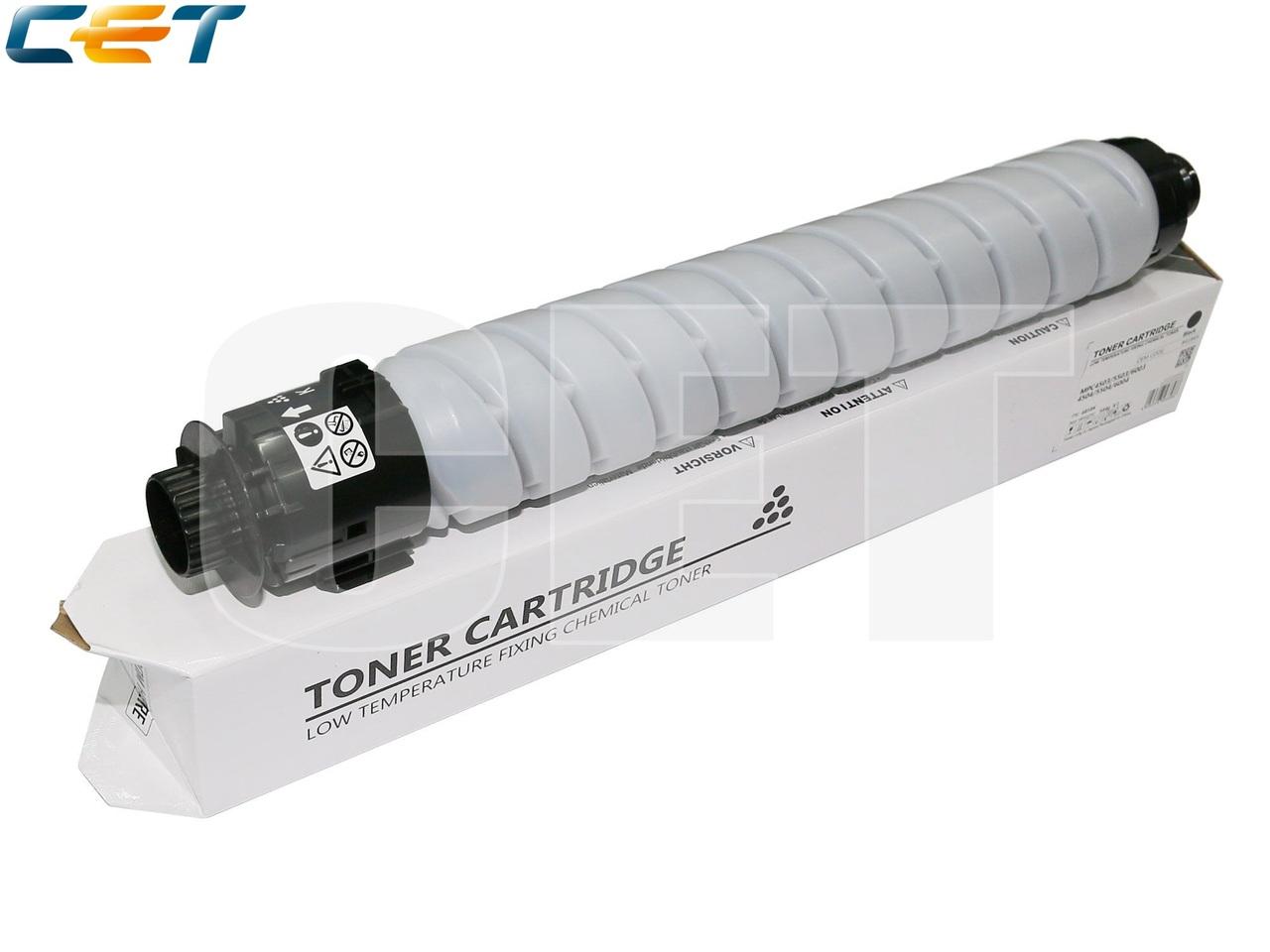 Тонер-картридж (CPP, HT8) 841853 для RICOH AficioMPC4503/5503/6003 (CET) Black, (WW), 544г, 33000 стр.,CET6858K