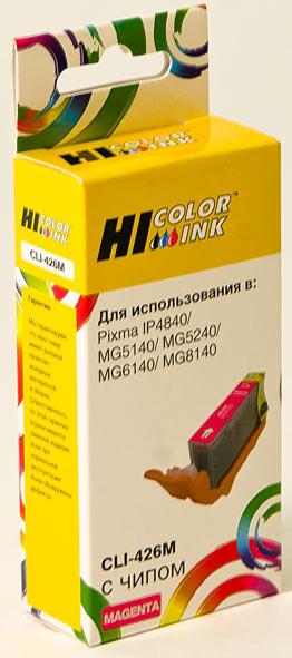 Картридж Hi-Black (HB-CLI-426M) для Canon PIXMAMG5140/5240/6140/8140, M