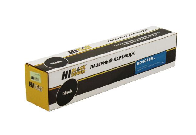 Тонер-картридж Hi-Black (HB-C13S050189) для Epson AcuLaserC1100/CX11N/CX11NF, C, 4K