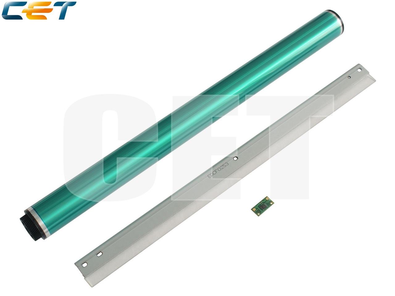 Комплект восстановления драм-юнита IU-210C для KONICAMINOLTA Bizhub C250/C252 (CET) Cyan, 50000 стр., CET3767