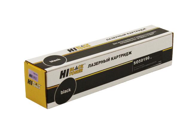 Тонер-картридж Hi-Black (HB-C13S050190) для Epson AcuLaserC1100/CX11N/CX11NF, Bk, 4K