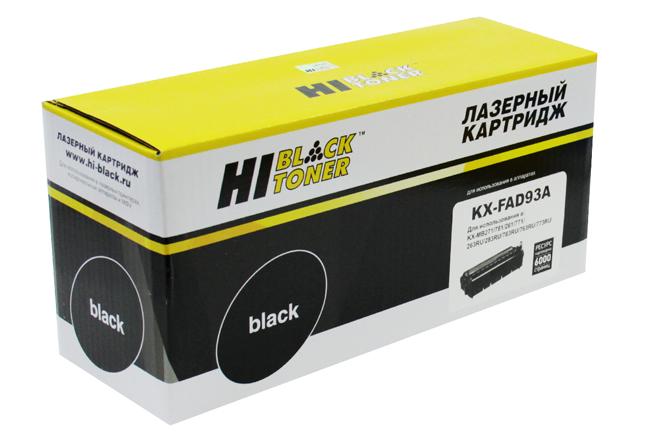 Драм-юнит Hi-Black (HB-KX-FAD93A) для PanasonicKX-MB263/283/763/773/783, 6K