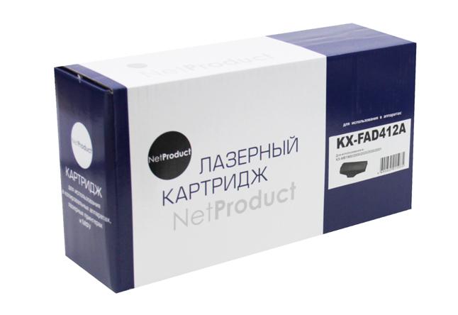 Драм-юнит NetProduct (N-KX-FAD412A) для PanasonicKX-MB1900/2000/2020/2030/2051, 10K