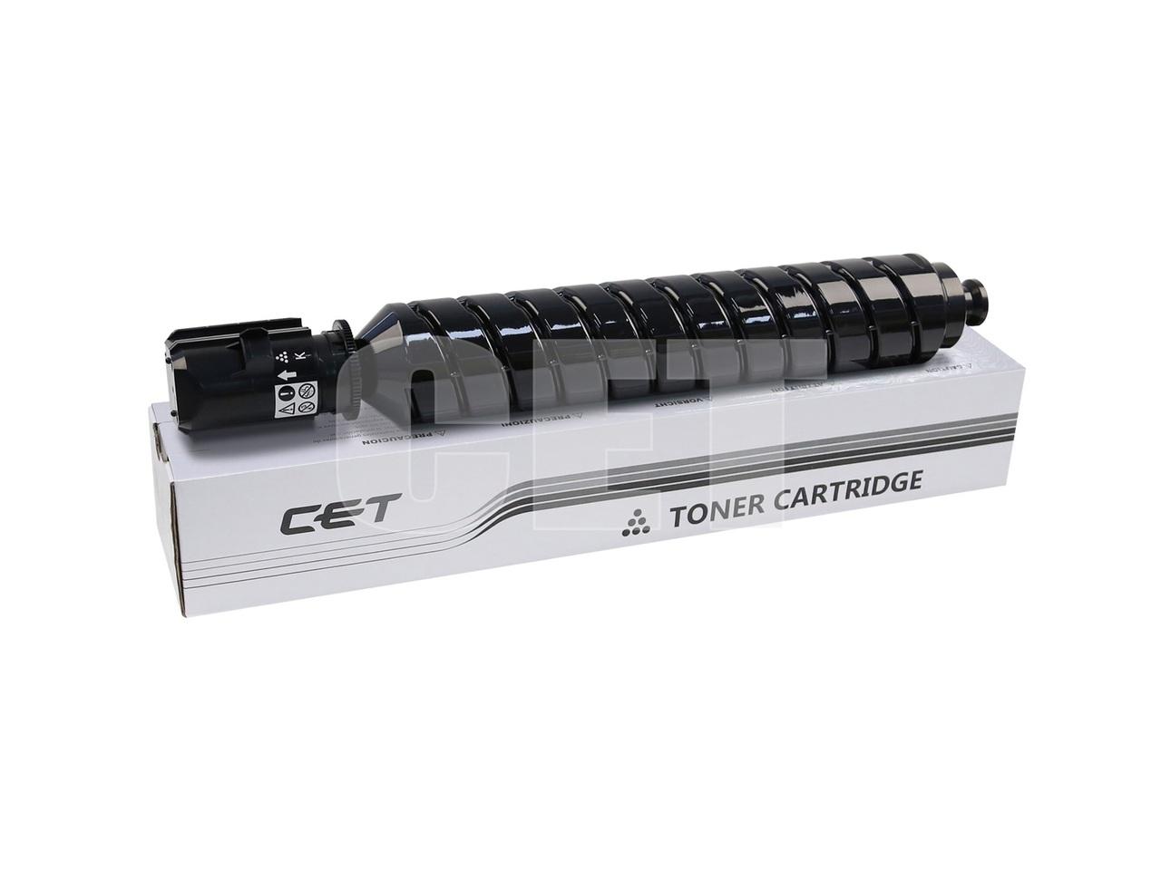 Тонер-картридж (TF8) C-EXV54 для CANON iRC3025/iRC3025i(CET) Black, (EUR/MEA/Afr), 342г, 15500 стр., CET141358