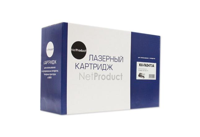 Драм-юнит NetProduct (N-KX-FAD473A) для PanasonicKX-MB2110/2130/2170, 10K