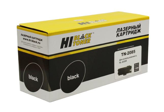 Тонер-картридж Hi-Black (HB-TN-2085) для Brother HL-2035R,1,5K