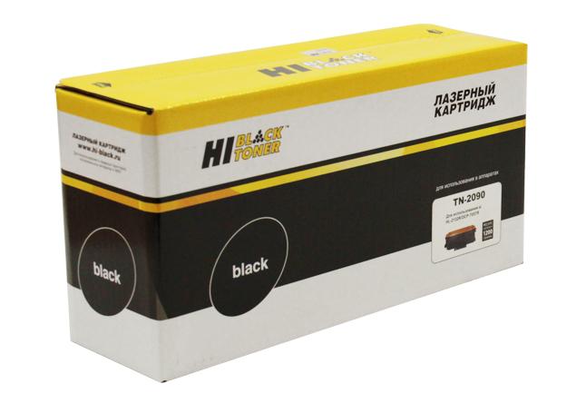 Тонер-картридж Hi-Black (HB-TN-2090) для BrotherHL-2132R/DCP-7057R, 1,2K