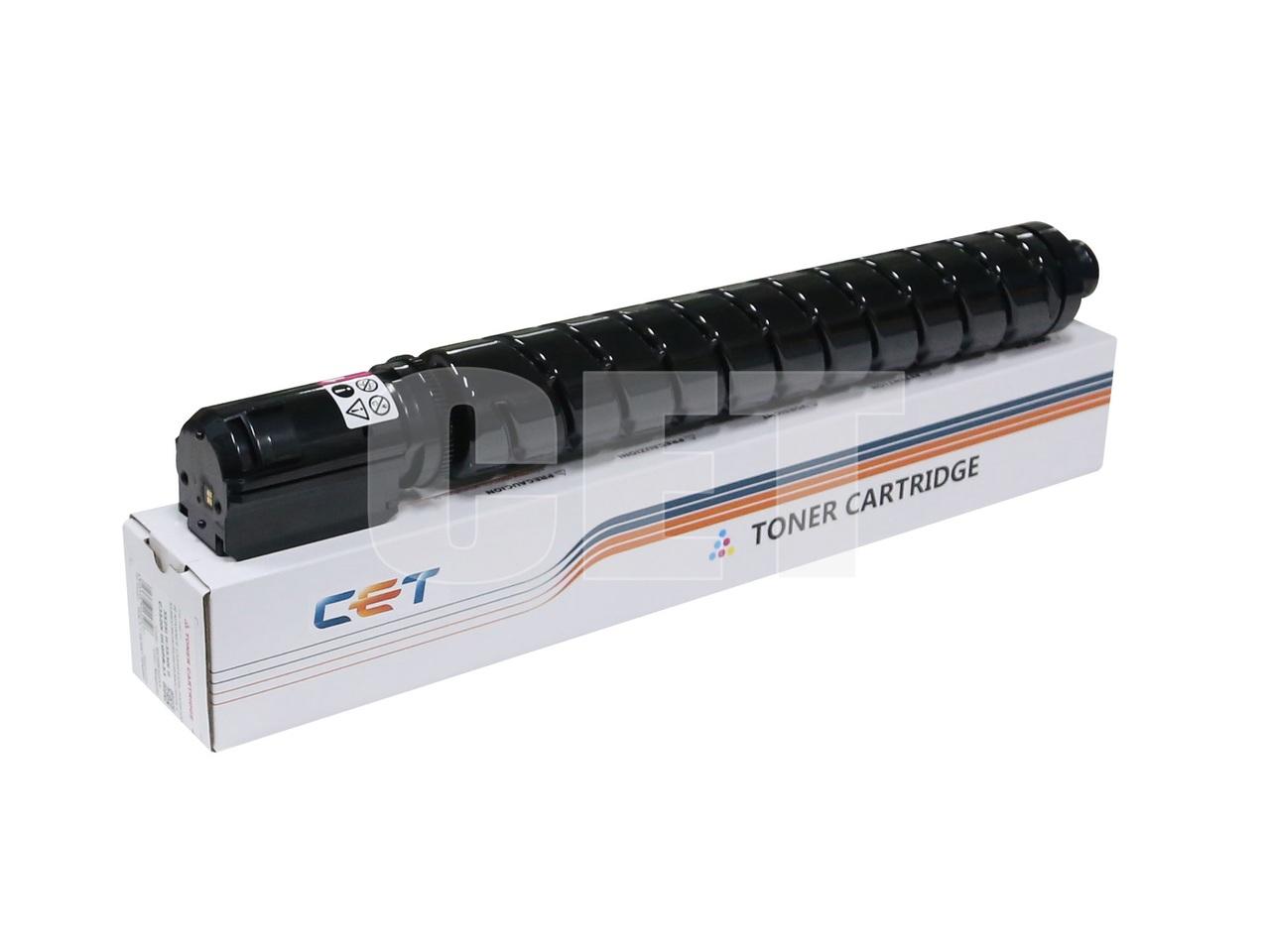 Тонер-картридж (TF8) C-EXV54 для CANON iRC3025/iRC3025i(CET) Magenta, (EUR/MEA/Afr), 207г, 8500 стр., CET141360
