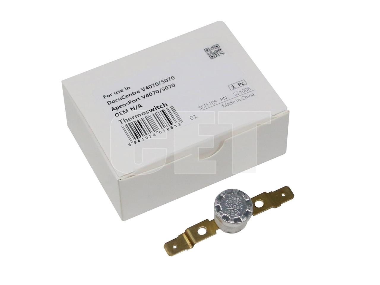 Термопредохранитель для XEROX ApeosPort V4070/5070(CET), CET531006