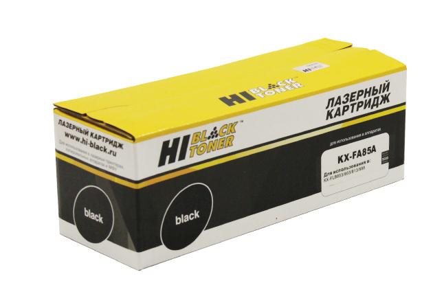 Тонер-картридж Hi-Black (HB-KX-FA85A) для PanasonicKX-FLB801/813/853/883RU, 5K