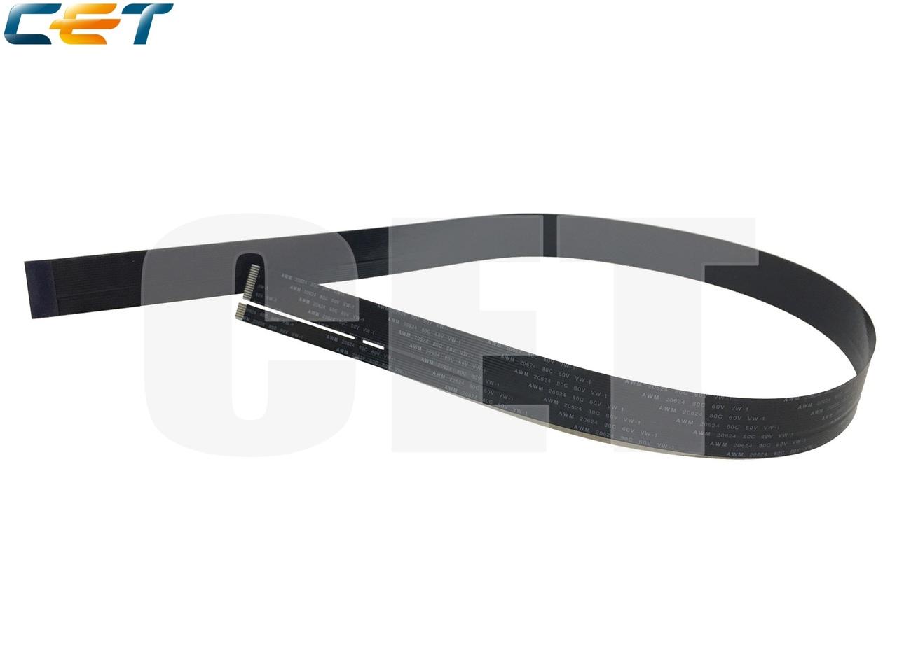 Шлейф каретки сканера 14+6 pins FFK-M1536 для HP LaserJetM1536 (CET), CLS0307