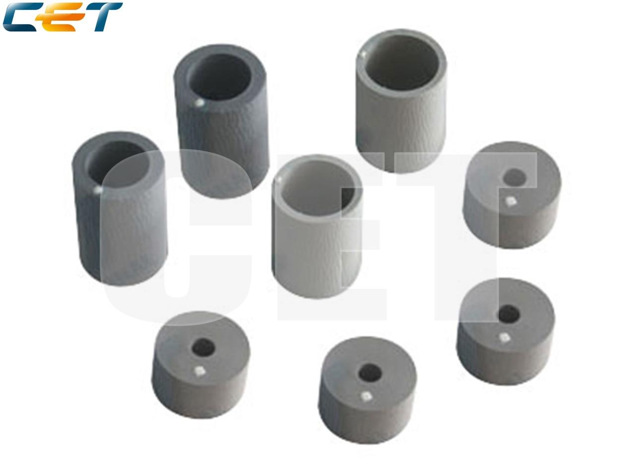 Комплект резинок роликов 4401964410 (2шт.), 41306719000 (4шт.), 41304047100 (2 шт.) для TOSHIBA E-Studio205L/255/305/355/455 (CET), CET8403