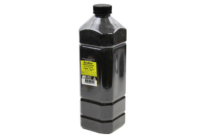 Тонер Hi-Black Универсальный для BrotherHL-2130/2240/L2300d, Тип 2.0, Bk, 500 г, канистра