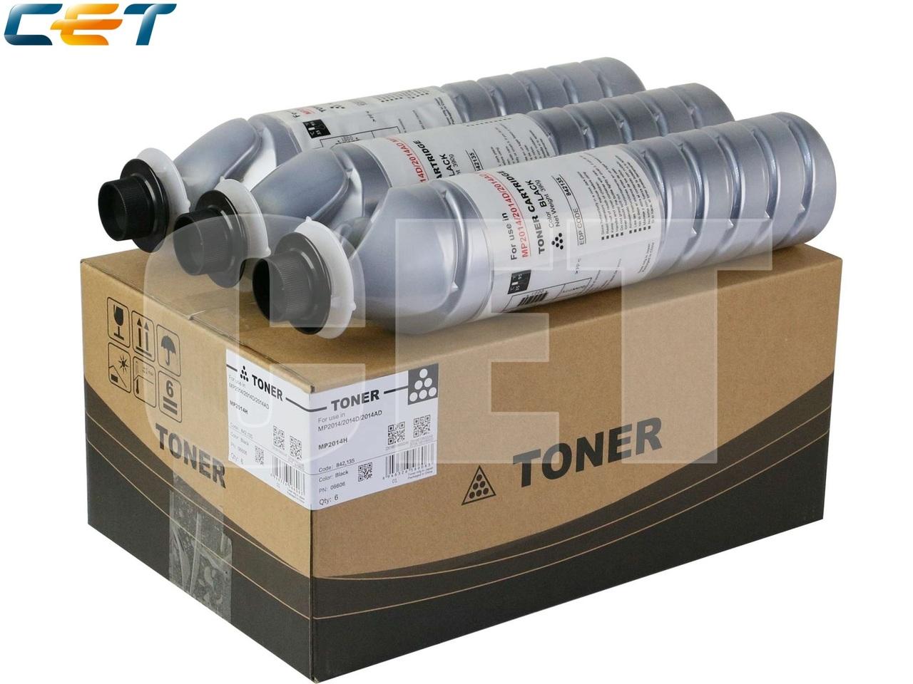 Тонер-картридж (CPP) 842135 для RICOH MP2014/2014D(CET), 390г, 12000 стр., CET6606