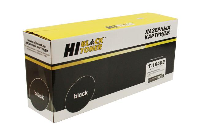 Тонер-картридж Hi-Black (HB-T-1640E) для Toshiba e-Studio163/165/166/167, туба,  24K