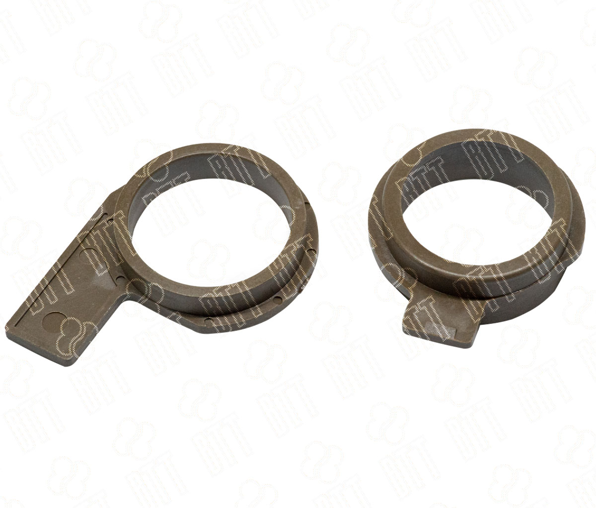 Комплект бушингов тефлонового вала для Kyocera TASKalfa3010i/3510i 2шт