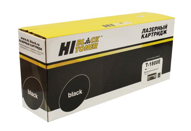 Тонер-картридж Hi-Black (HB-T-1800E) для Toshiba e-Studio 18,24K