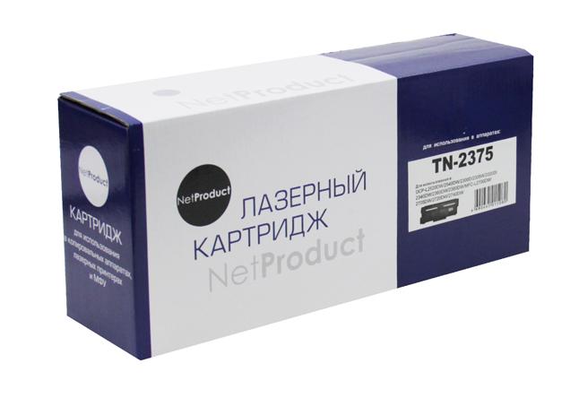 Тонер-картридж NetProduct (N-TN-2375/TN-2335) для BrotherHL-L2300/2305/2320/2340, 2,6K