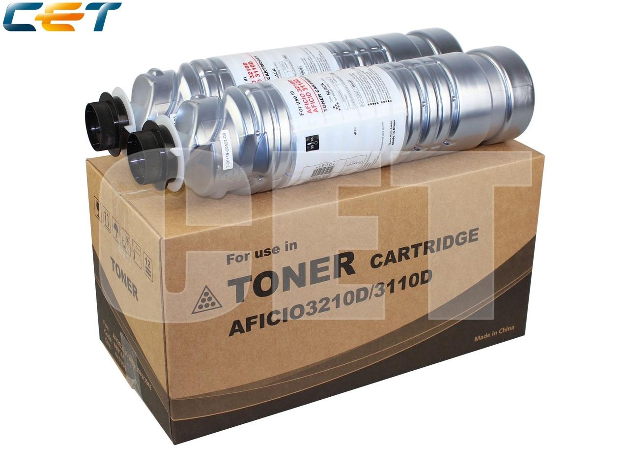 Тонер-картридж (SD3) 888182 для RICOH Aficio2035/2045/3035/3045 (CET), 550г, 30000 стр., CET8021