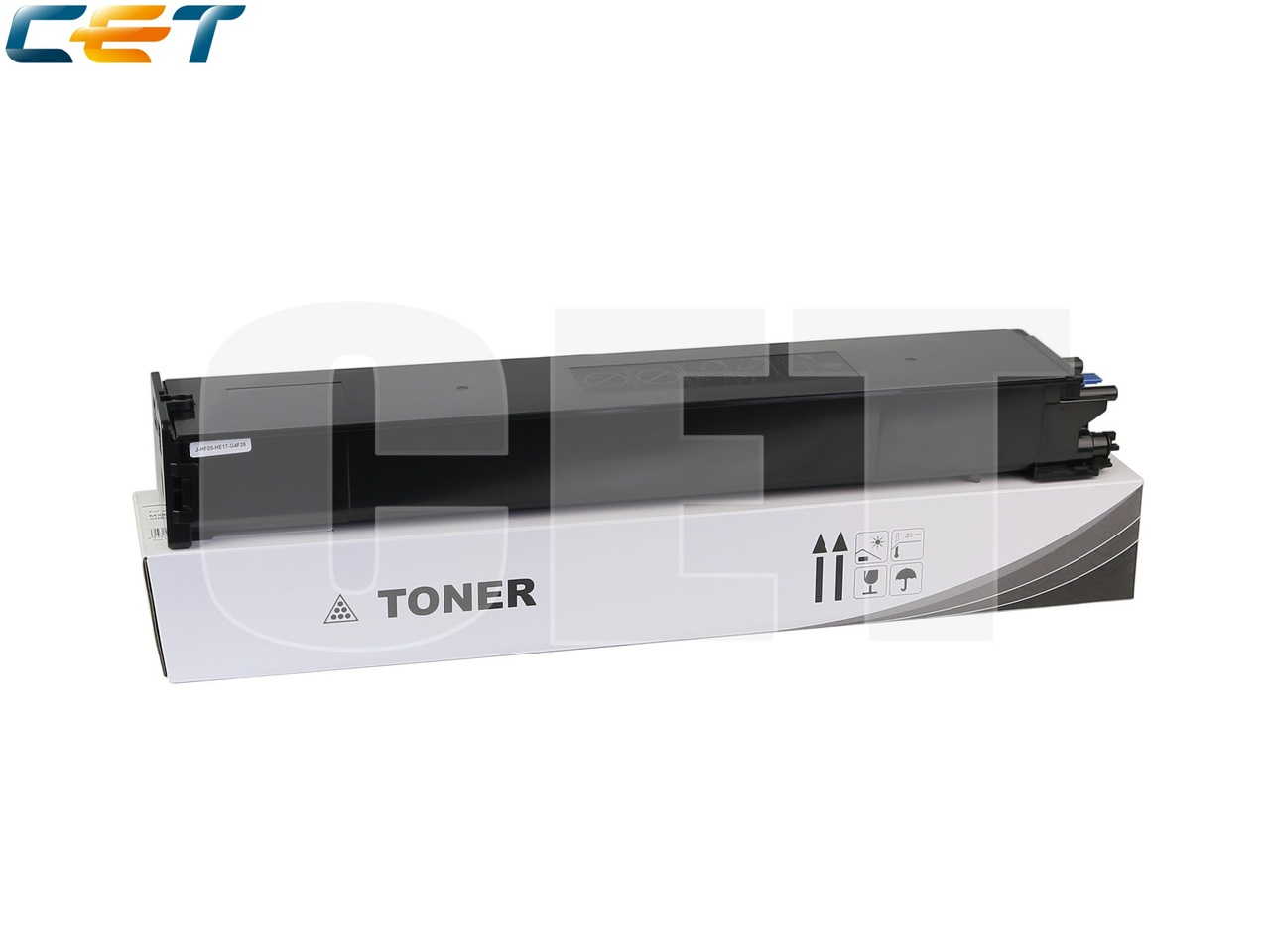 Тонер-картридж MX-60GTBA для SHARPMX-3050N/4050N/4070N/5070N (CET) Black, 872г, 40000 стр.,CET141242