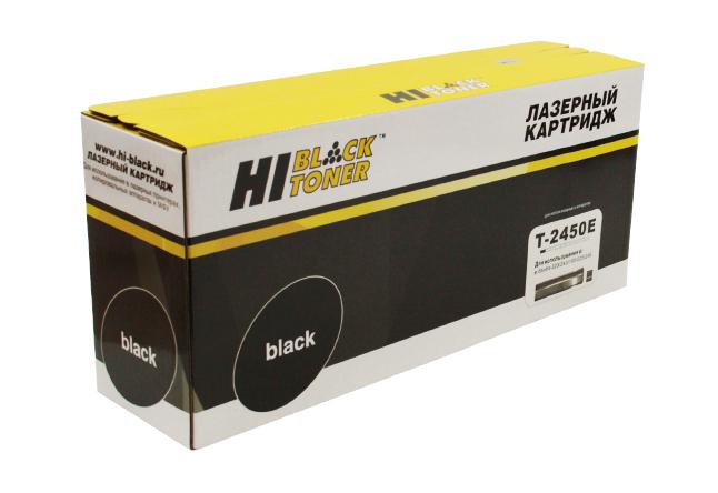 Тонер-картридж Hi-Black (HB-T-2450E) для Toshiba e-Studio223/243/195/225/245, 24K