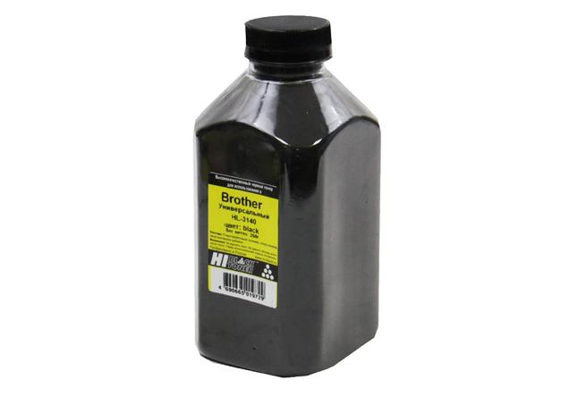 Тонер Hi-Black Универсальный для Brother HL-3140/3040/4040,Bk, 250 г, банка