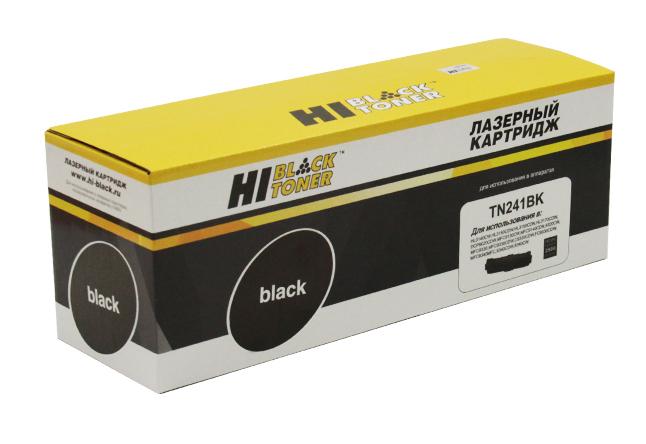 Тонер-картридж Hi-Black (HB-TN-241Bk) для BrotherHL-3140CW/3150CDW/3170CDW, Bk, 2,5K